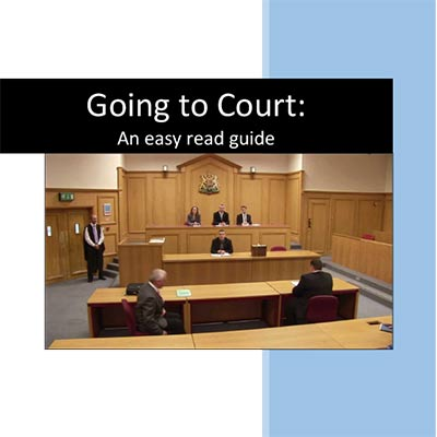 A photo of court judges